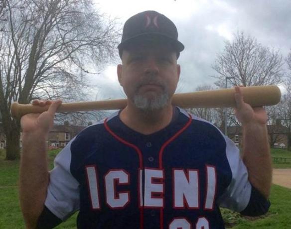 Ted Turocy - Baseball 1