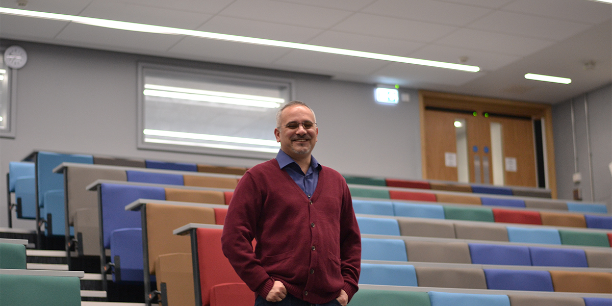 Meet the Lecturers: Fabio Arico