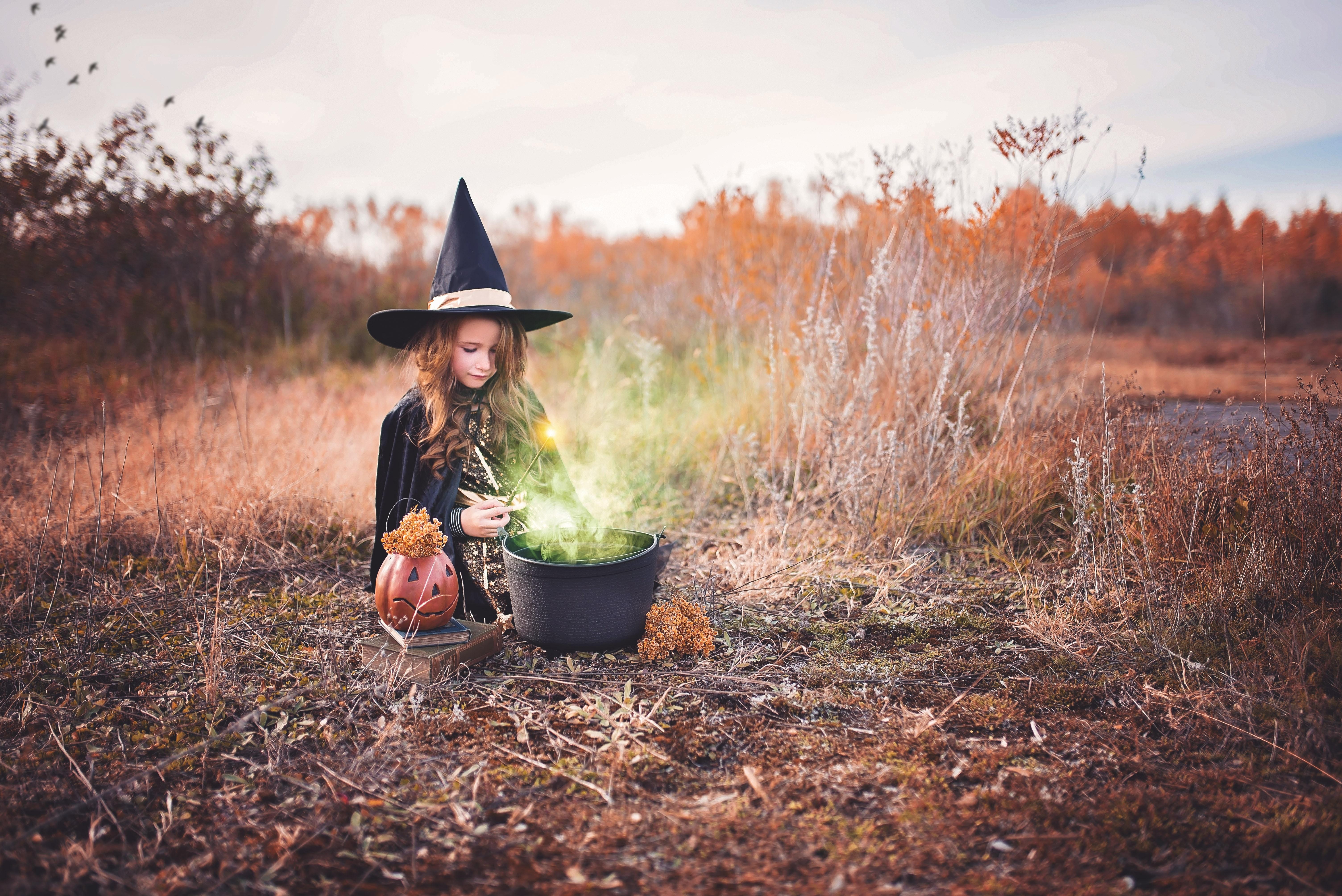 Hocus Pocus? The Economic Spell of Witchcraft