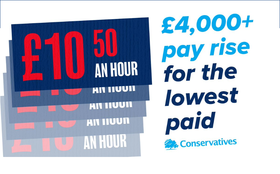 GE2019: Conservatism and the Minimum Wage